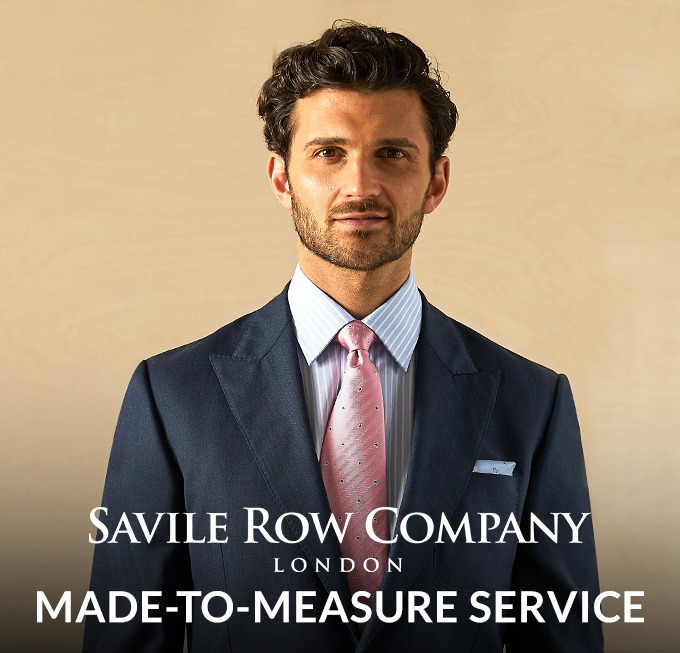 Made To Measure Suits By London S Finest Tailors Savile Row Company