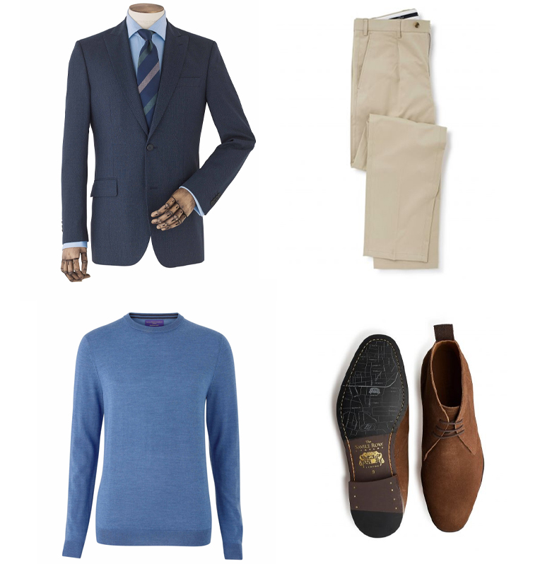business casual for men 2020